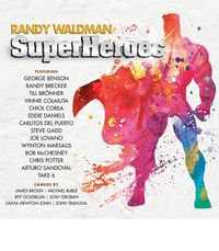 [Translate to English:] Randy Waldman | Superheroes