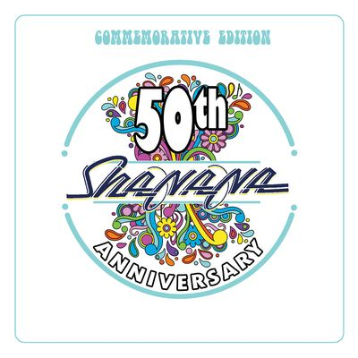 50th Anniversary Commemorative Edition (180g türkises Vinyl)