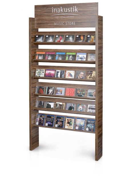 [Translate to Russian:] in-akustik Musicstore-Display