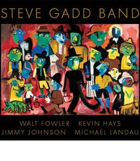[Translate to English:] Steve Gadd Band