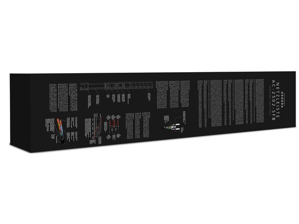 Reference Power Bar AC-2502-SF8