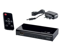 Premium 4K HDMI Switch 4>1 High Speed
