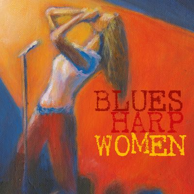 Blues Harp Woman