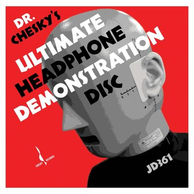The Ultimate Headphone Demonstration Disc