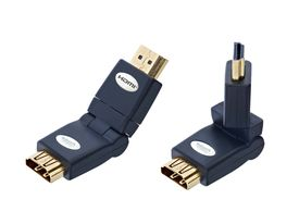 Premium HDMI Angle Adapter 360°