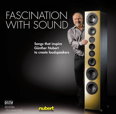 Nubert - Fascination With Sound (45 RPM)