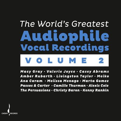 The World's Greatest Audiophile Vocal Recordings Vol. 2