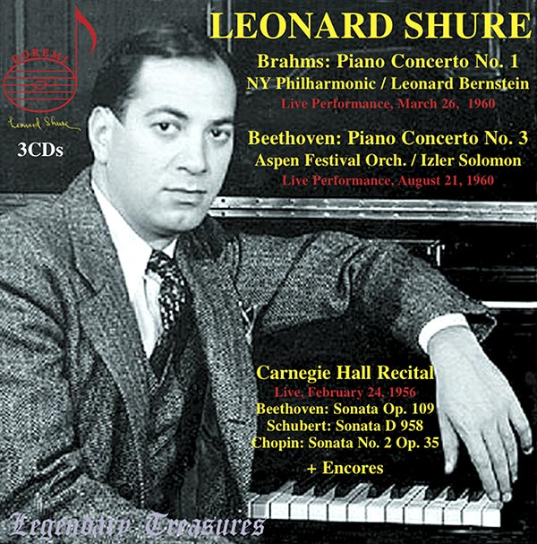 Legendary Treasures - Leonard Shure