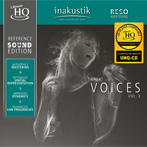 Reference Sound Edition | Great Voices, Vol. III (U-HQCD)